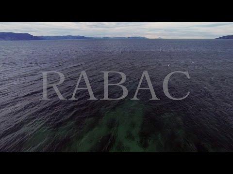 Aerial Video of Rabac - Istria - Croatia