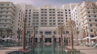 Getaway to Hilton Abu Dhabi Yas Island