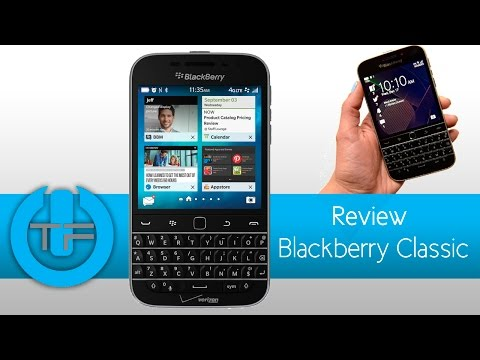 Review BlackBerry Classic Análisis completo