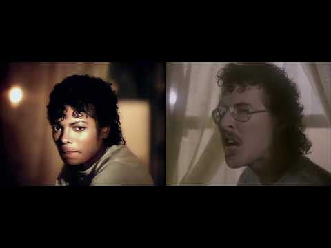 """Weird Al"" Yankovic's ""Eat It"" vs. Michael Jackson's ""Beat It"""