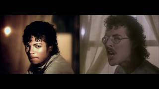 """Weird Al"" Yankovic's ""Eat It"" vs. Michael Jackson's ""Beat It"" (PLEASE READ THE PINNED COMMENT)"
