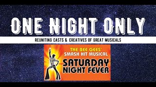 Saturday Night Fever presented by One Night Only (August 20th, 2020)