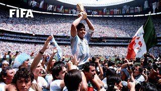 1986 WORLD CUP FINAL: Argentina 3-2 Germany FR(All the goals from the famous Final at the 1986 FIFA World Cup Mexico™, where the Germans roared back only to be denied by Maradona and Co. More details ..., 2014-06-29T17:32:10.000Z)