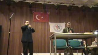Aalten Fatih Cami Imami Fethullah Özsari cifte ezan.2008