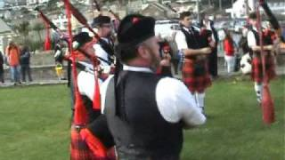 Irish Pipe and Drum Band - Festival of Celtic Music