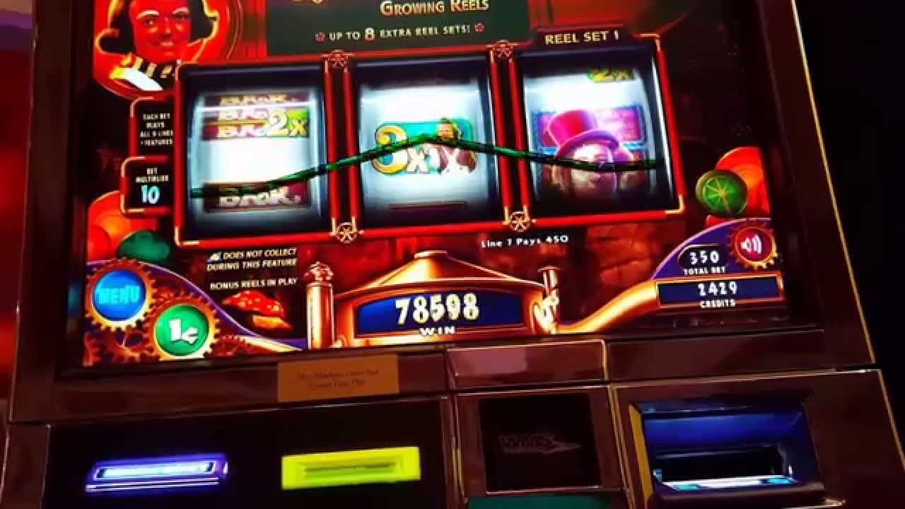 Slot machine payout rate