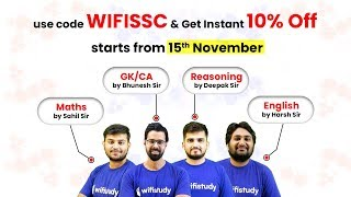 """SSC CGL 2019 Complete Course 