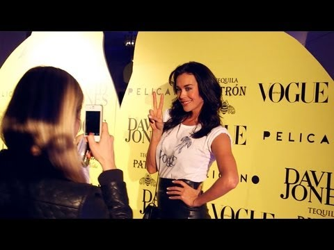 David Jones presents Vogue Fashion's Night Out