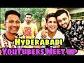 Download Hyderabadi Youtubers meet - Baigan Vines   Warangal diaries    Imran khan immi