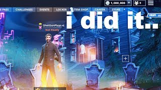 I actually bought 1,000,000 V-Bucks in Fortnite for cheap..
