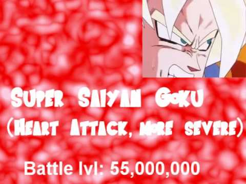 Vegito1089 Power Lvls G*rlic Jr/Android Saga