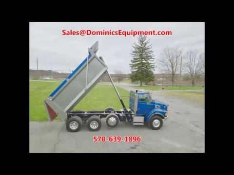 '07, Sterling LT9500 Dump, Slide Show by Dominic's Equipment Rental