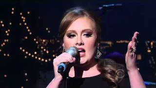 adele rolling in the deep live video