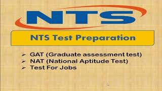nts test online preparation with miss maria