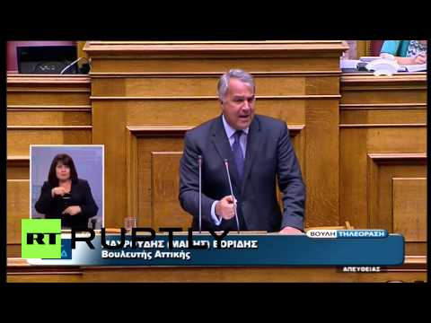 Greece: Syriza is staging a 'coup' and has 'hidden agenda,' say opposition MPs