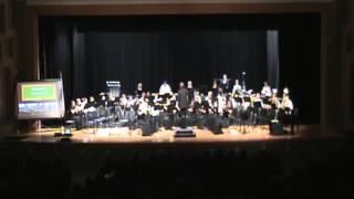 PEHS Band-Concert Band-Novo Lenio (2012-10-25)