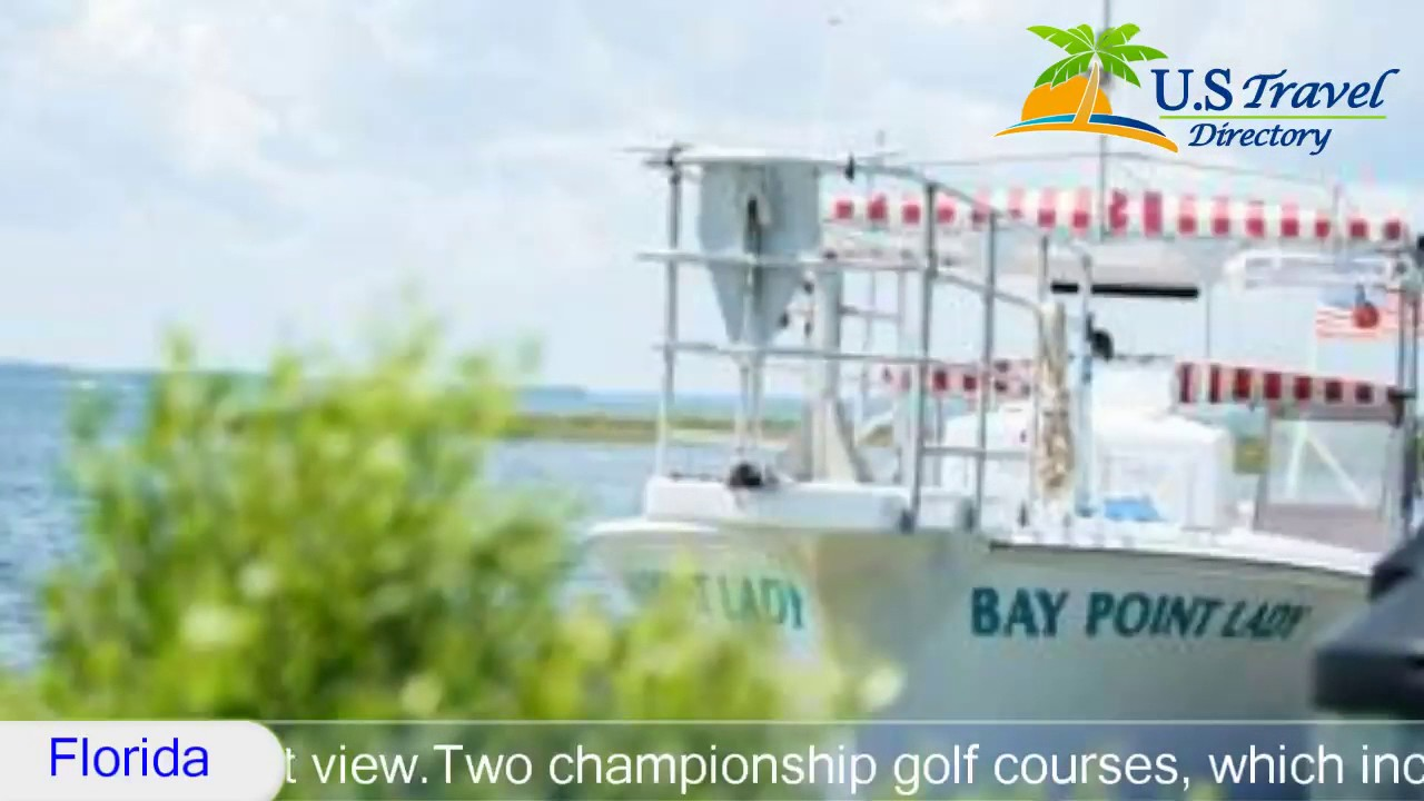 Bay Point Golf Resort And Spa Panama City Beach Hotels Florida