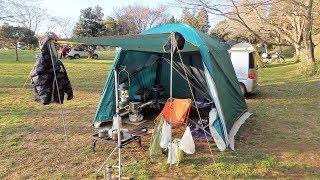 去年同様成田ゆめ牧場ファミリーキャンプ場で年越しキャンプ。 去年より...