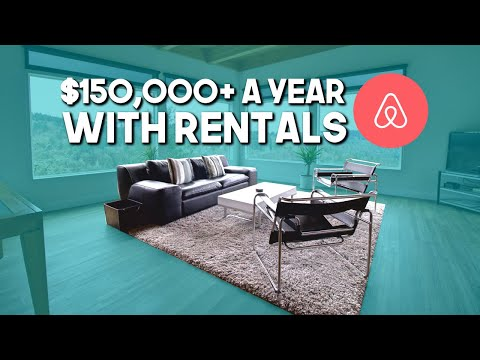 How I Created A Six-Figure Rental Income With AirBnB Business (2019)