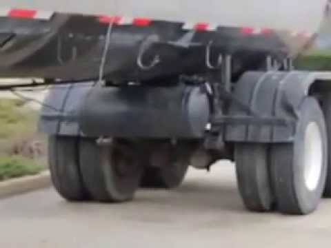 Etnyre Asphalt Tanker Roofing Tanker 6000 Gallon Cep