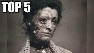TOP 5 - Nových nejzáhadnějších fotografií