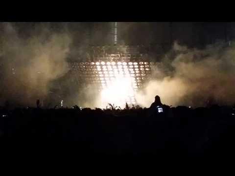FYF FEST 2015! Kanye West - New Slaves