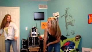 Me And Sarah Going Crazy Dancing!