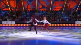 Шоу Ледниковый период 2013  13 й выпуск  Маруся Зыкова и Роман Костомаров  01 12 2013