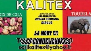 Cheikh Ousmane Diallo - la mort et les condoléances