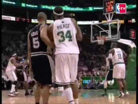 Paul Pierce -The Truth- 07-08 NBA Regular Season Mix