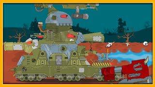 МОНСТРЫ ИЗ АДА мультики про танки