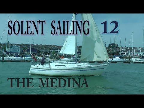 KeepTurningLeft Season 7 film 12 Sailing the Medina with Dylan Winter
