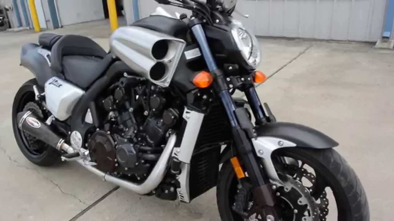 $12,999: Pre Owned 2012 Yamaha VMAX - YouTube