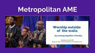 Sunday Worship - Tenth Sunday after Pentecost - August 8, 2021