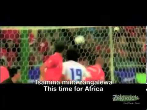 Shakira - Waka Waka | Official World Cup 2010 Song