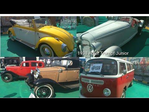 The Mumbai fest 2018|Vintage car exhibition