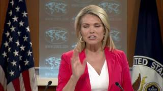Set Up For False Flag in Syria? - Caleb Maupin vs. Heather Nauert