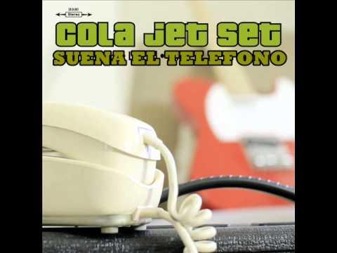 Cola Jet Set - Suena El Telefono (KARAOKE)