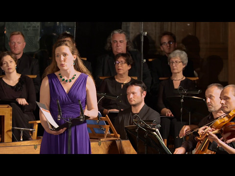 Bach Cantata BWV 170 Vergnügte Ruh part I