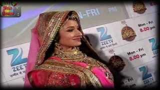 Benazir Seducing Akbar in Jodha Akbar 9th Jan 2014 Full Episode
