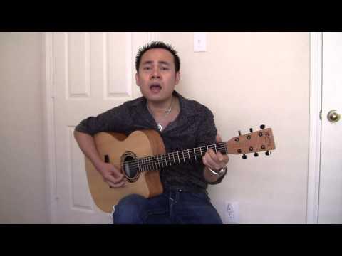 guitar nguoi da quen (cover)