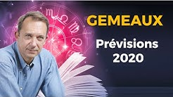 PRÉVISIONS 2020 - GÉMEAUX