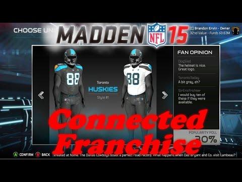 RELOCATION!? (Madden NFL 15 Franchise Mode) Episode 2