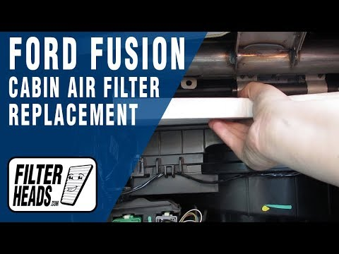 2010 Ford Fusion 0 60 >> How to Replace Cabin Air Filter 2012 Ford Fusion - YouTube