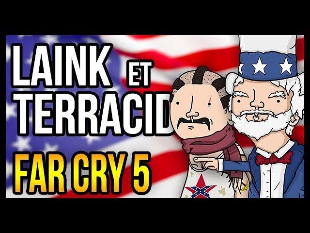 LE FESTIVAL DES BEAUFS (Far Cry 5)