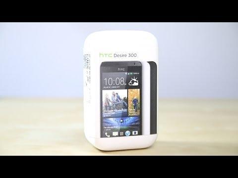 Unboxing: HTC Desire 300 (Deutsch) | SwagTab