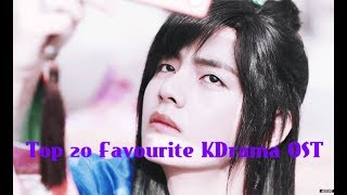 Top 20 Favourite KDrama OST