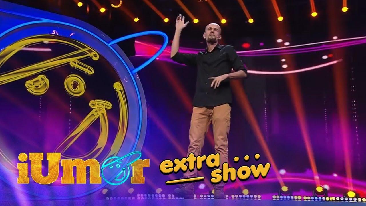 iUmor - Extra Show. Daniel Ilie a.k.a Varză, glume nedifuzate la TV!