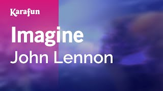 Video Karaoke Imagine - John Lennon * download MP3, 3GP, MP4, WEBM, AVI, FLV Agustus 2018