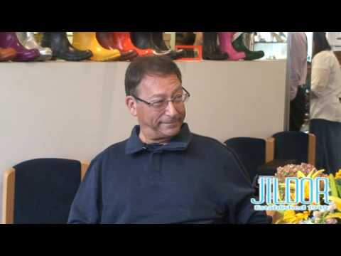 Stuart Weitzman Interview - Part II